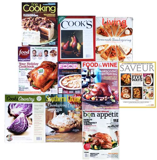 Thanksgiving 2010 mag covers