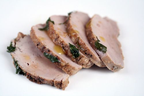 Orange cumin pork
