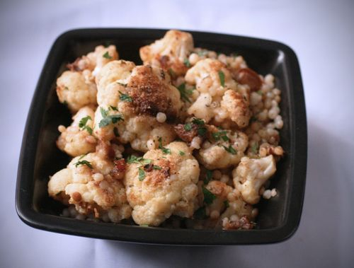 Cauliflower couscous3