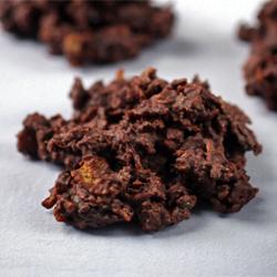 Choco cornflak cookies2