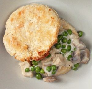 Stovetop chicken pot pie2