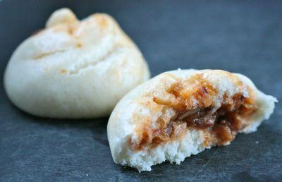 Steamed pork buns2