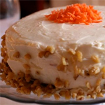 Lunch carrot cake