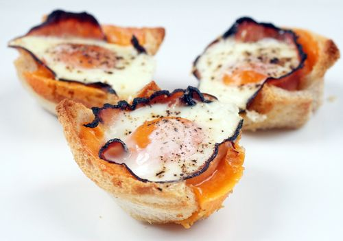 Breakfast buttercups