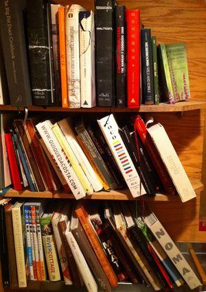 Momfuku ko books