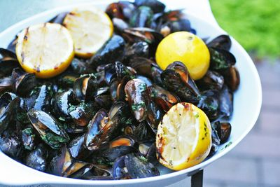 Grilled mussels4