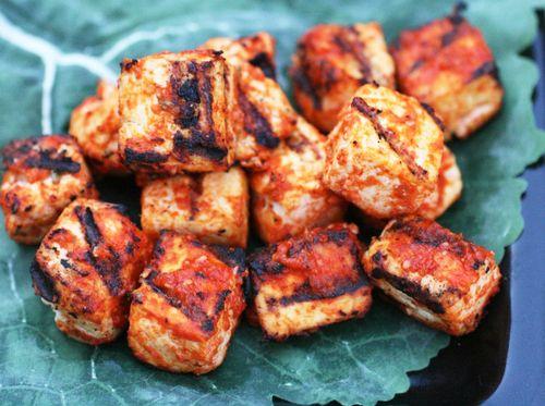 Grilled tofu1