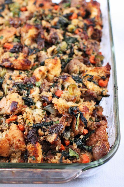 Sausage prune stuffing 2