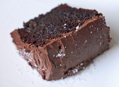 Salted caramel cake 3