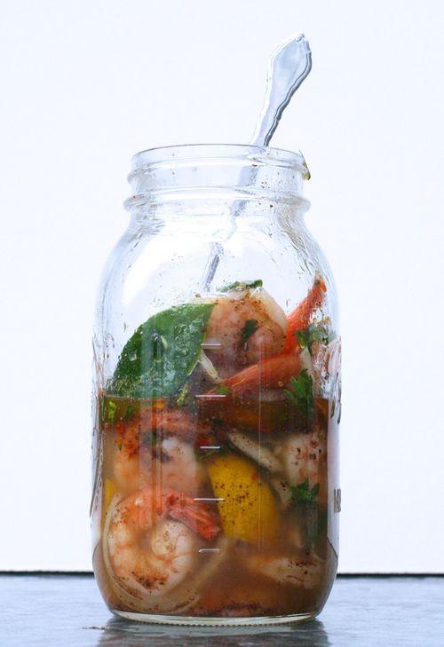 Pickled shrimp 2