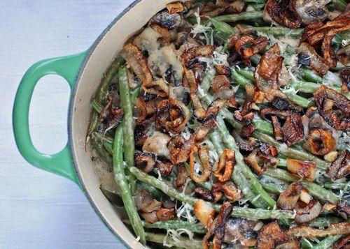 Green bean casserole 2