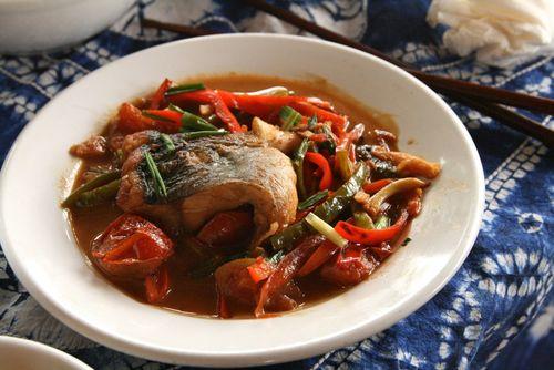 China beer fish