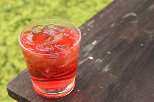 Campari and gin2