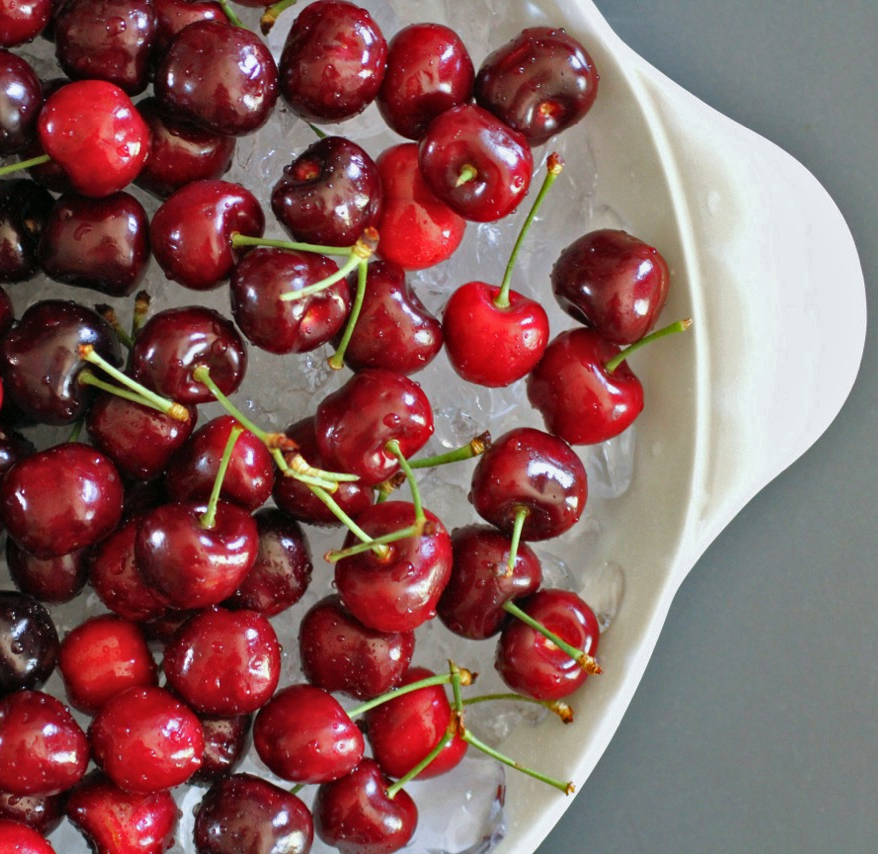 Fresh Cherries Images