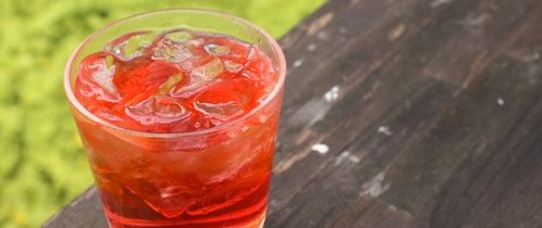 Campari and Gin