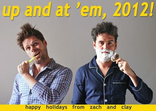 Z and c christmas 2011