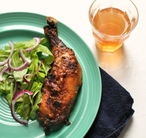 Ginger beer chicken1