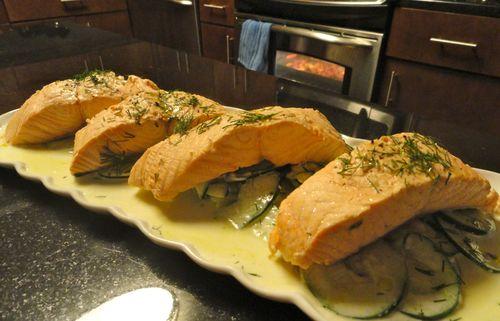EF_Poached Salmon with Raita