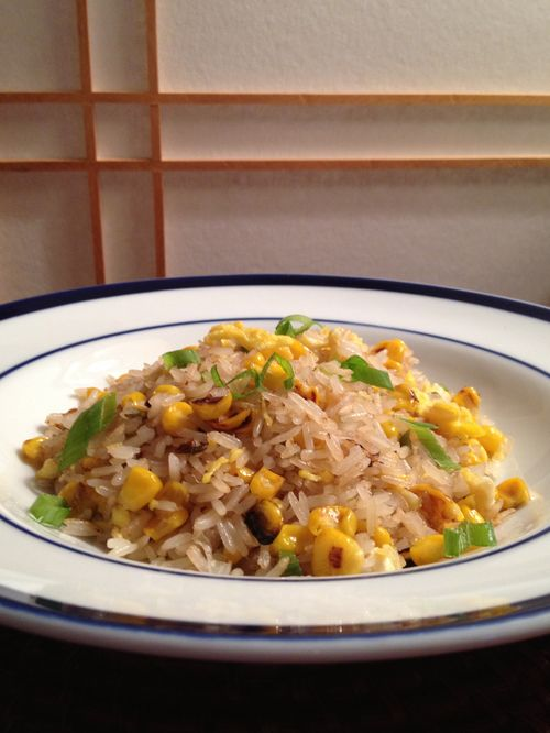 FN_corn fried rice
