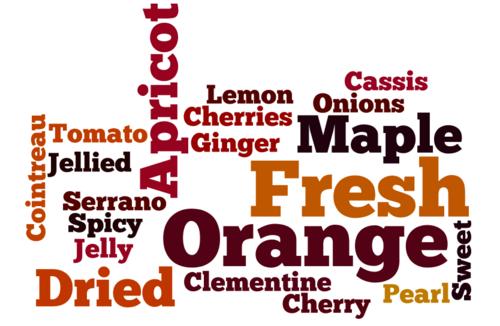 CranberrysauceminuscranberriesSauceCompote