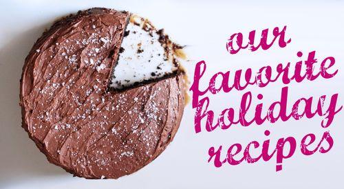 Holiday recipes 6