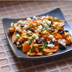 Moroccan carrot salad 250