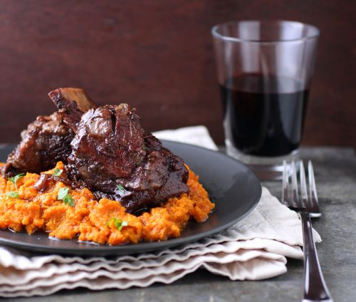 Pressure Cooker Porcini And Tomato Beef Short Ribs Recipes ...