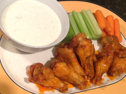 Buffalo chicken