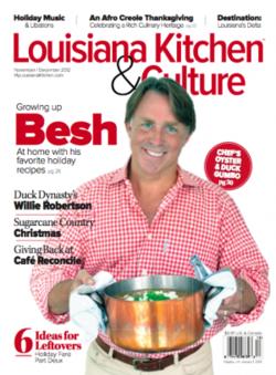 Louisiana kitchen culture