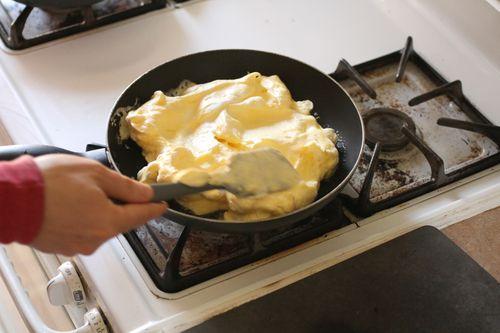 Fluffy omelet 3
