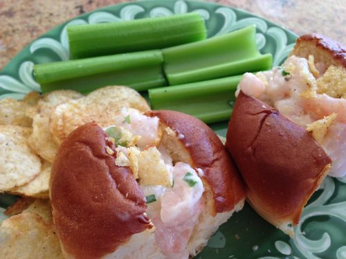 Shrimp Roll