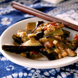 Chinese style eggplant 250