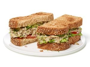 Sardine salad sandwich food network magazine