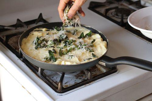 Fluffy omelet 5