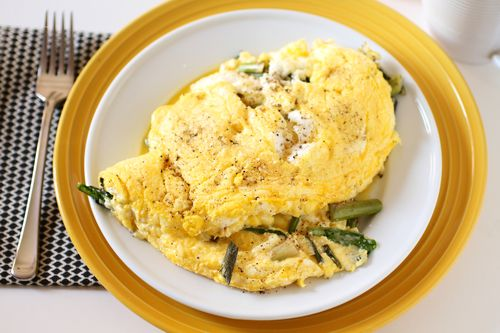 Fluffy omelet final