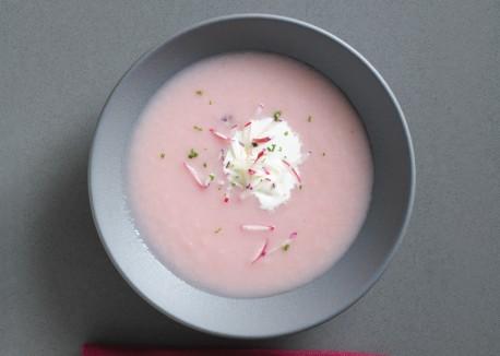 Vt radish soup