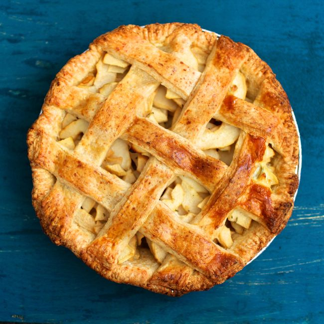 Pear and Rosemary Pie with Cheddar Crust