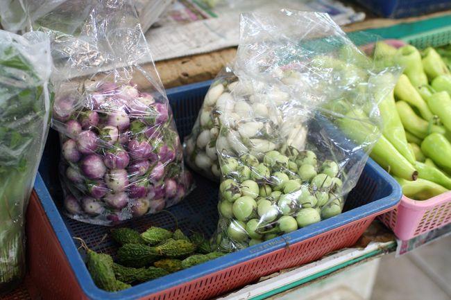 Market - tiny eggplant 013