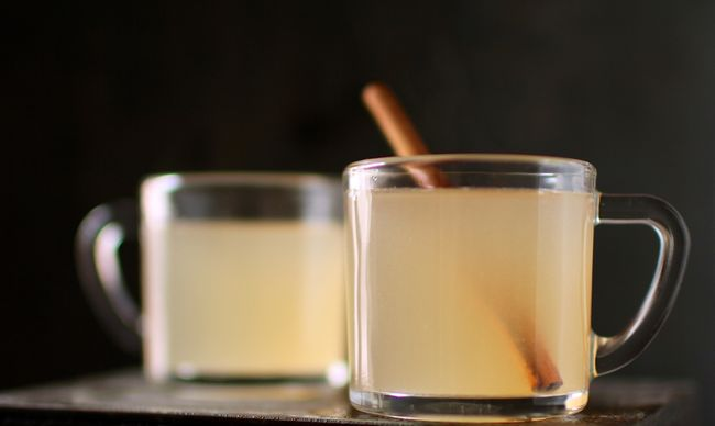 Honey bunny hot toddy
