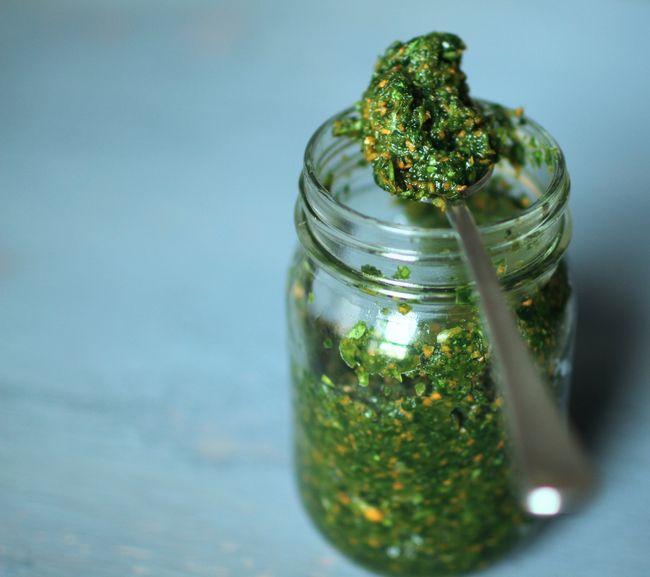 Salted Herbs