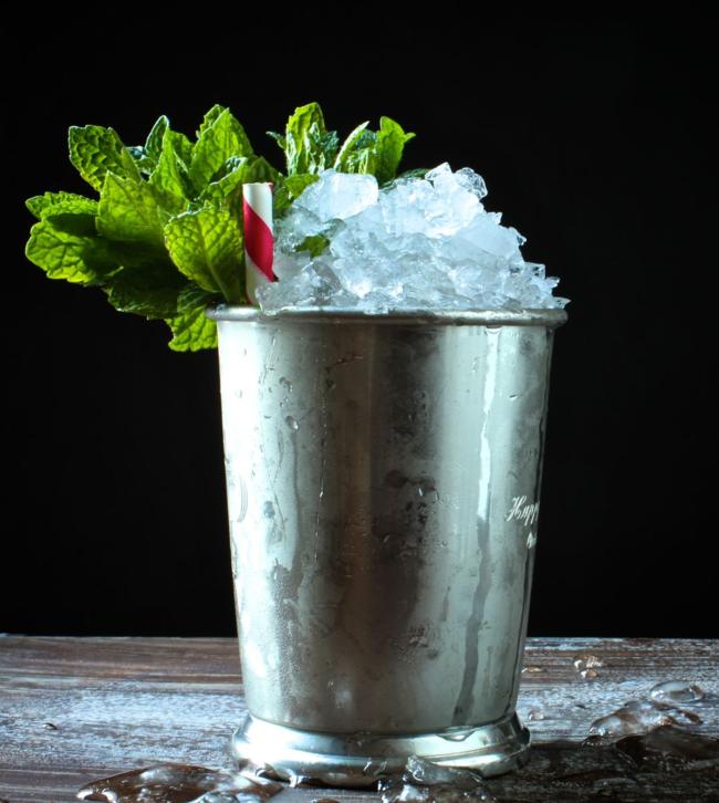Hamilton Cobbler Southern Cocktail Week