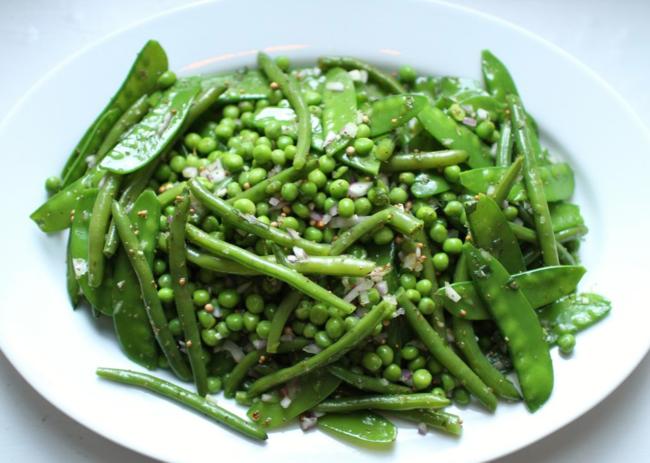 Ottolenghi green beans