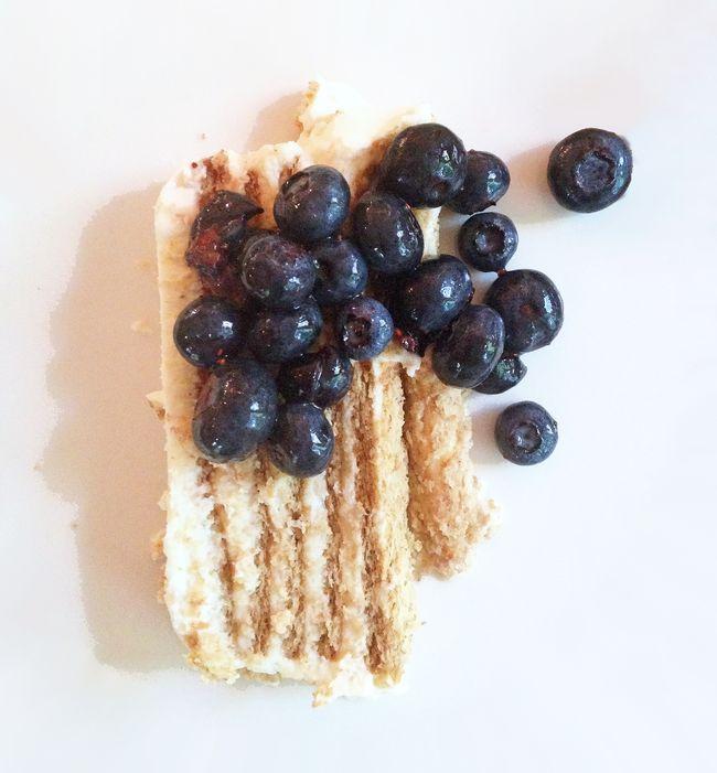 Lemony layered cheesecake 2