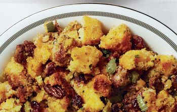 Cornbread-chorizo-cherry-and-pecan-stuffing-bon-appetit