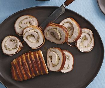 Bacon-wrapped-turkey-roulade-fine-cooking