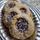 Raspberry-Hazelnut-Thumbprint-Cookies---Karen-&-Liz-