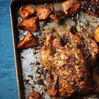 Herbed rotisserie chicken sq