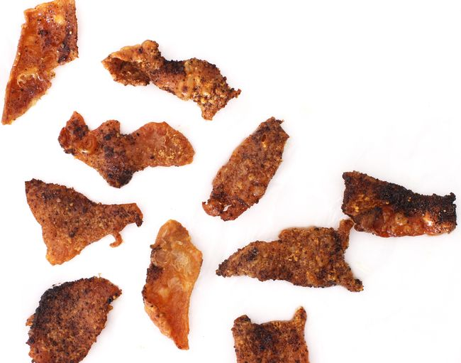 Crispy Salt-and-Pepper Chicken Skin POST