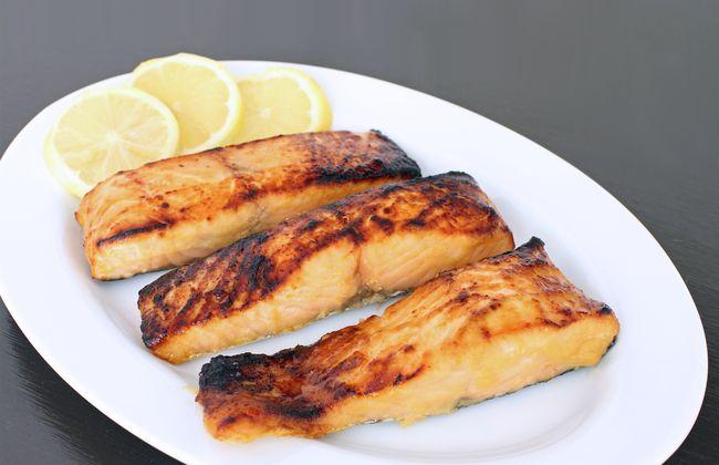 Miso salmon POST