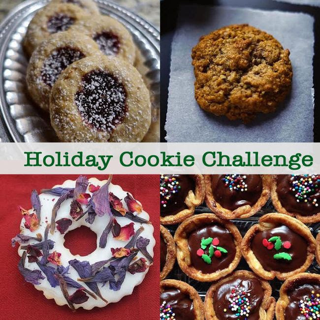 Holiday Cookie Challenge